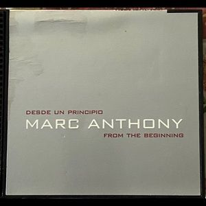 Sony Other - Desde el Principio Marc Anthony